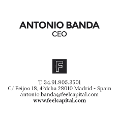 Antonio Banda CEO