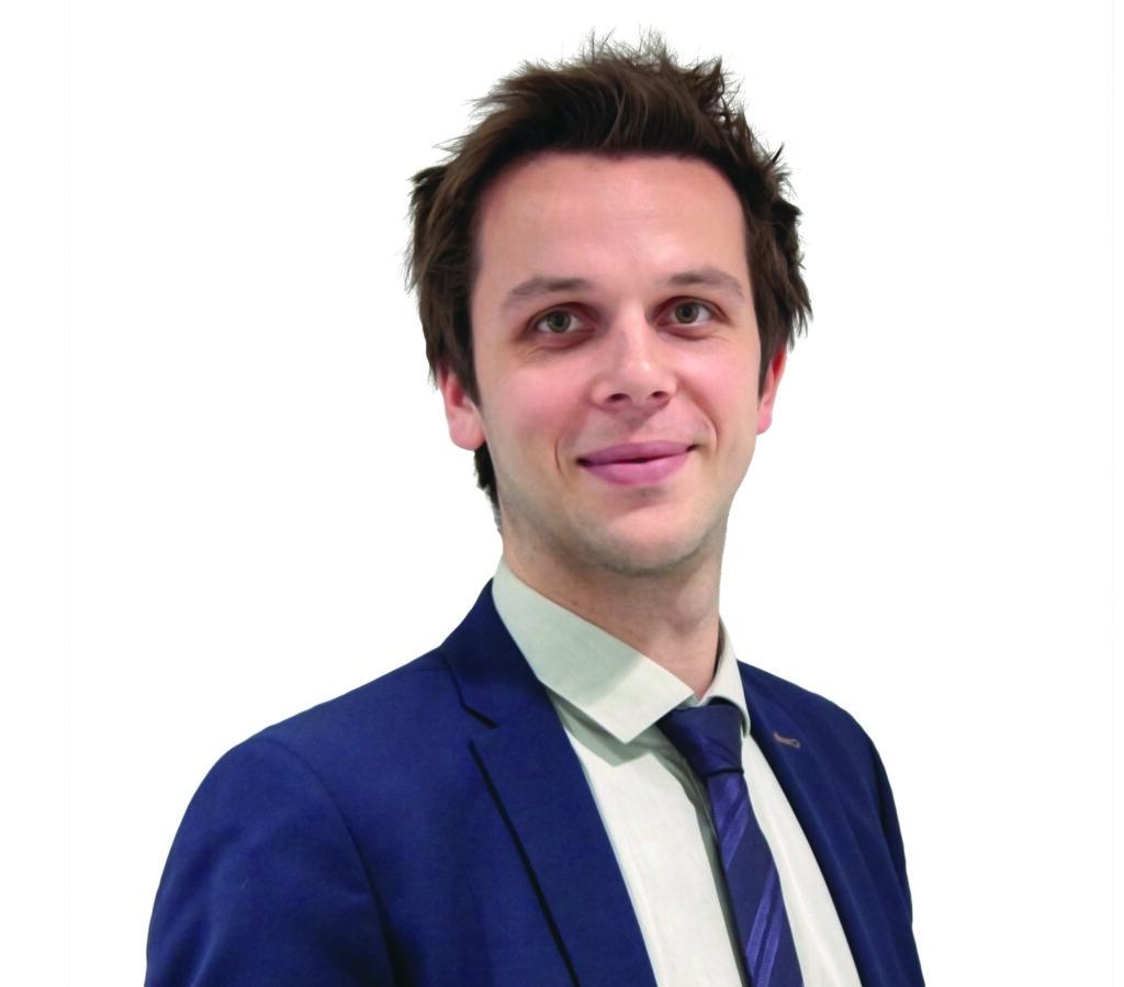 Foto de perfil de Gerrit Dubois, especialista en inversión responsable de DPAM